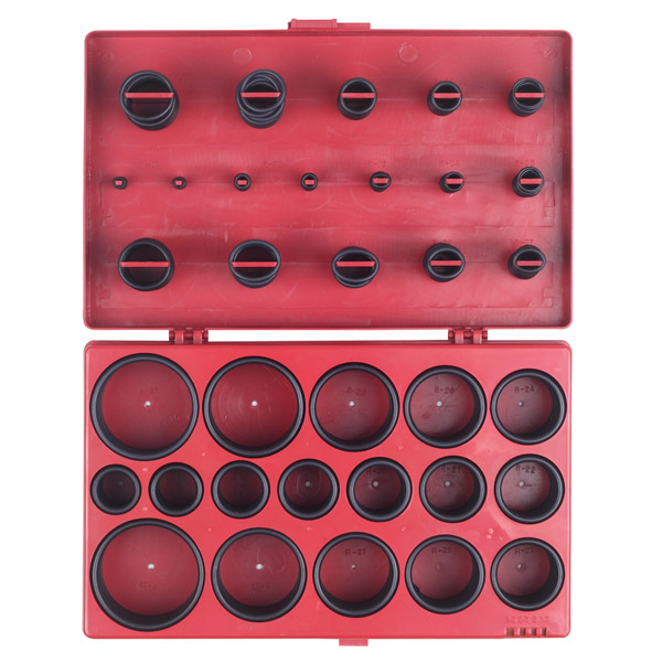 Big Red 419pc Assorted O-Ring Set