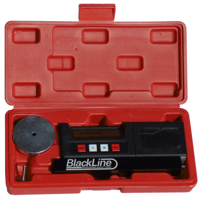 Blackline Digital Caster Camber Gauge