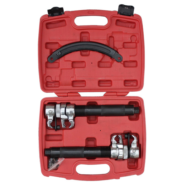 Big Red Heavy Duty Coil Spring Compressor Set