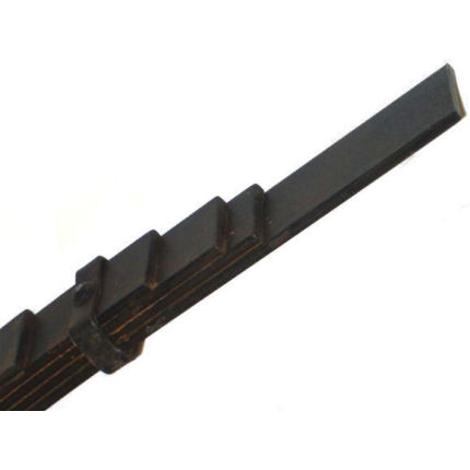 5 - Leaf Slipper Spring - 160lb - 50mm Wide