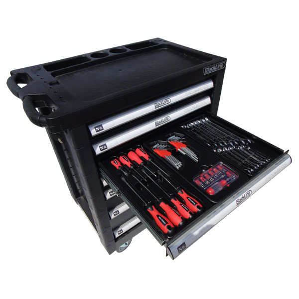 Blackline 8pcs Flat Screwdriver Set