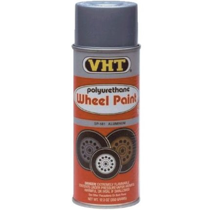 Poly Wheel Paints - Aluminium