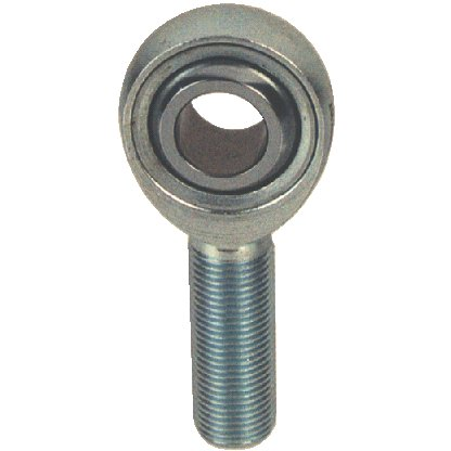 6.0mm Bore x M6 x 1.0mm MALE, L/H