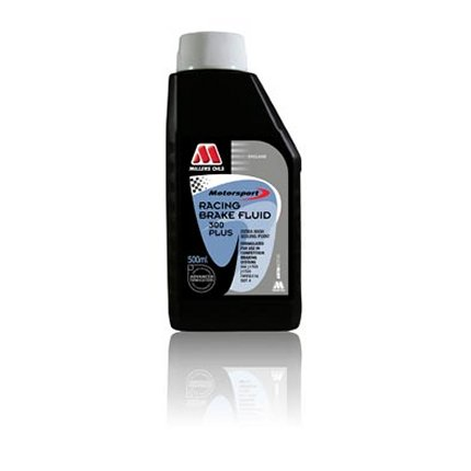 RACING BRAKE FLUID 300 PLUS Extra high boiling point above 310˚C